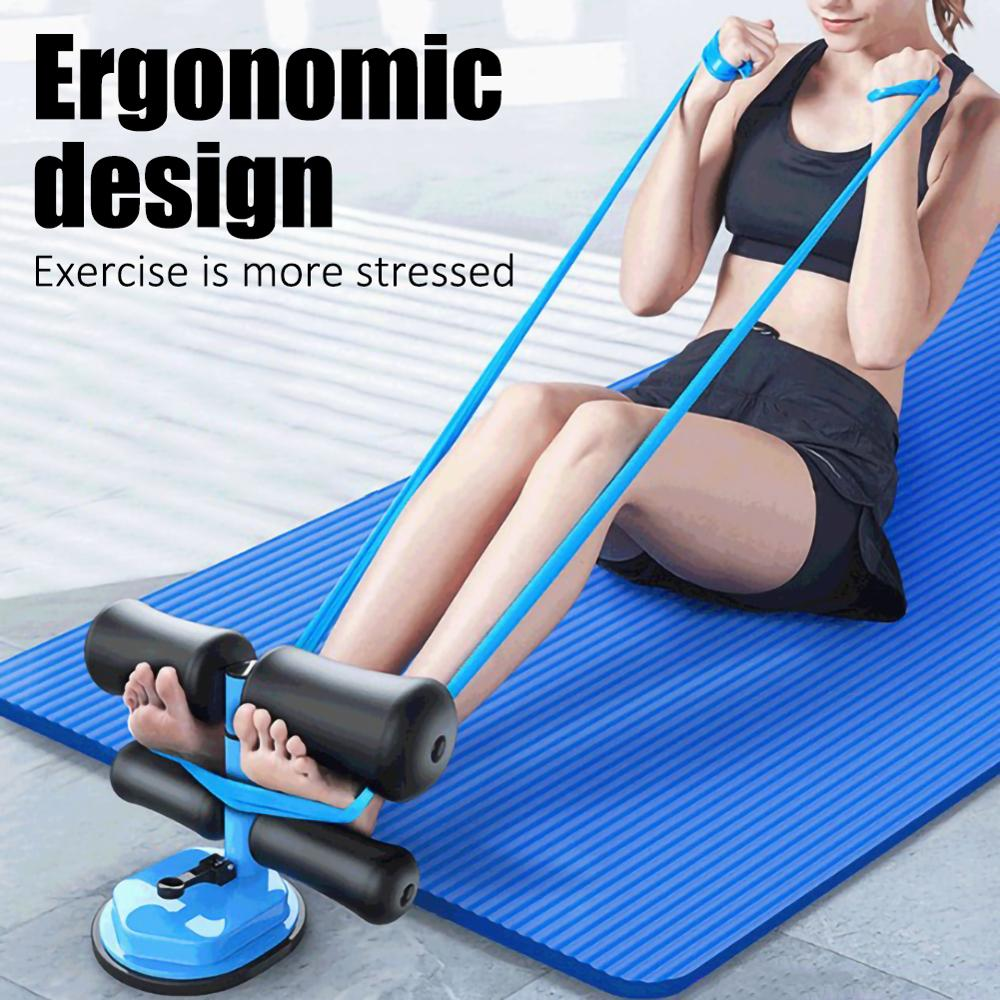 Exercise Abdominal Curl Exercise Sit-ups Push-ups Auxiliary Equipment Weight Loss Equipment Abdominal Muscle Roller Home Fitnes image