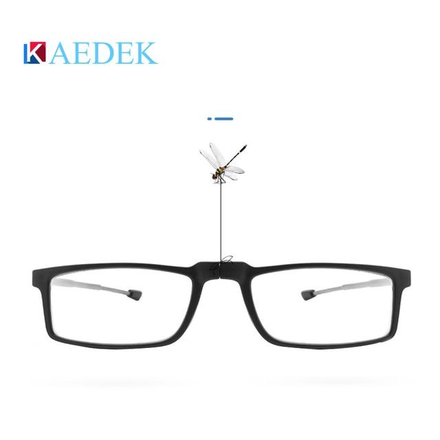 Фото kaedek модные черные маленькие круглые очки tr90 opitcal оправа цена