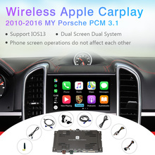 Yeesite WIFI + Bluetooth + OEM PCM 3,1 inalámbrico de Apple CarPlay para 2010-2016 Porsche Macan Caimán 911Boxster Panamera Cayenne