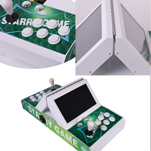 The Family Professional classic design arcade video game consoles with Pandora's Box 9D 2500 in 1 multi game board the family professional classic design arcade video game consoles with pandora s box 6 1300 in 1 multi game board