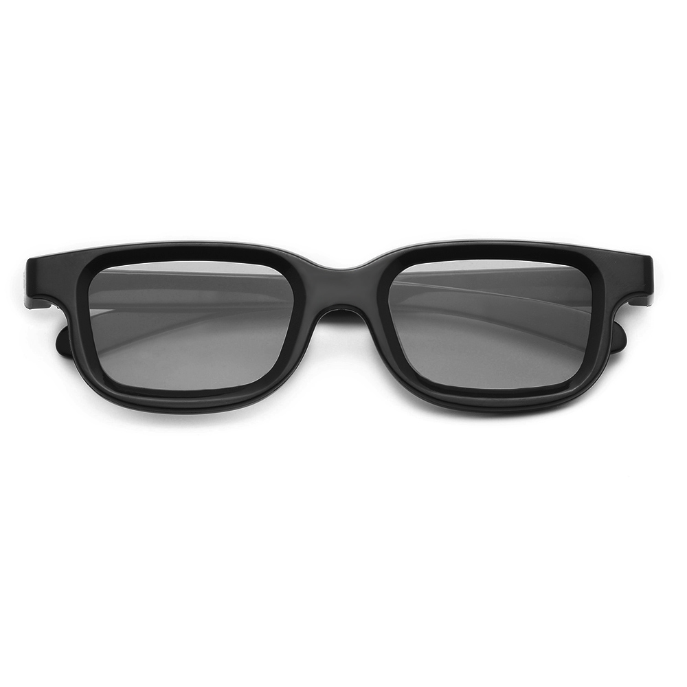 VQ163R Polarized Passive 3D Glasses for 3D TV Real 3D Cinemas for Sony for Panasonic Only for 3D cinema <font><b>movie</b></font> theatre image