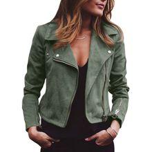 Женская зимняя куртка, новинка, Женское пальто с лацканами, диагональная молния, Короткое женское пальто, красное вино, Крутое модное пальто, большой размер