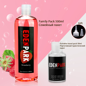 intimate Lubricant for sex channel Anal grease Family Travel Outfit 500ML Water based fruit flavor strawberry Vaginal Japan AV(China)