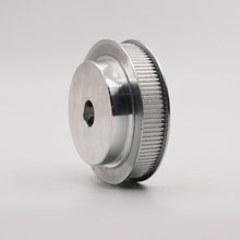 Aluminum Alloy BF Type 2GT 120 Teeth 6-25mm Inner Bore Timing Pulley 7/11mm Width 2mm Pitch Synchronous Wheel