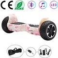 Hoverboard 8,5 Selbst Ausgleich Roller Off-road Bluetooth Alle-gelände Elektro-scooter Zwei Rädern Balance Skateboard Kinder Geschenke