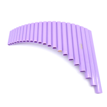 UU panflute 22 трубы ABS пластик panges G ключ Pan флейта, музыкальные инструменты, 7 цветов, сковорода flauta