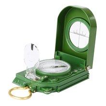 Многофункциональный Военный компас для кемпинга водонепроницаемый