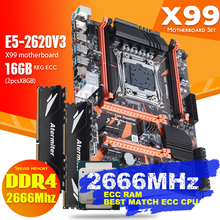 Memory Xeon E5 DDR4 2666mhz 2620 V3 Huananzhi X99 with 2--8gb--16gb Pc4/2666mhz/Ddr4/..