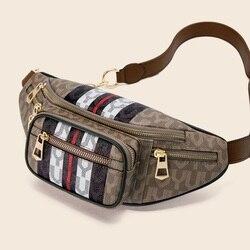 ZOOLER haute qualité PVC taille sac nouveau décontracté petit fanny pack mâle/femme taille pack pour téléphone portable et cartes de crédit voyage # HY206