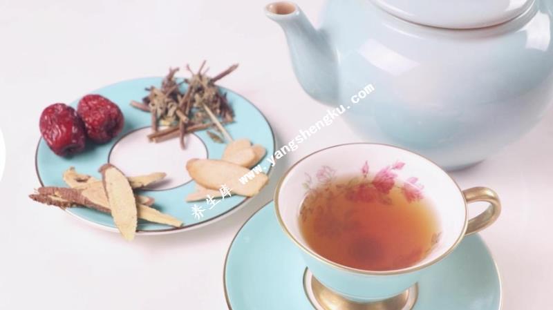 清明养生茶饮 「白芍甘草茶」帮助柔肝止痛、舒缓肌肉