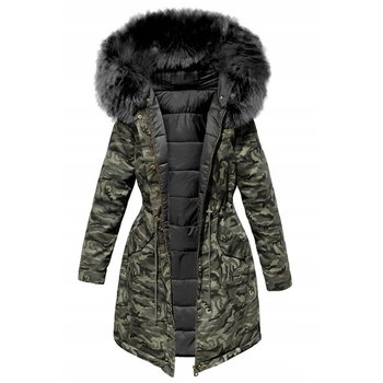 Padded Hooded Winter Cotton Parka 1