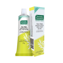 New Version Original Austrilia Thursday Tea Tree Medicated Acne Gel Kill Bacteria Anti Infection Acne Scar Treatment Cream