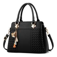 ใหม่หรูหรากระเป๋าถือผู้หญิงกระเป๋าออกแบบกระเป๋าผู้หญิง 2019 Bolsa feminina Crossbody ออกแบบกระเป๋าถือคุณภาพสูงกระเป๋านักช้อป