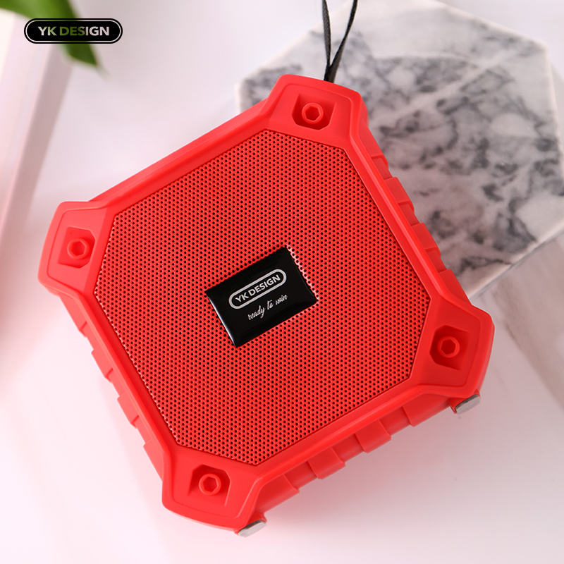 YK DESIGN <font><b>Bluetooth</b></font> Speaker YK-<font><b>P2</b></font> Wireless connections Lightweight and portable Shocking bass Perfect quality Mini radio image