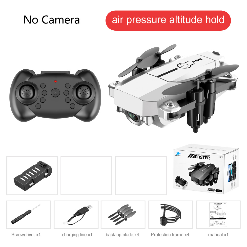 2020 New F86 Drones RC Toys Mini Drone 1080P Camera HD FPV Drone Toys for Children  Profissional Quadcopter Kids Toys Dron Gifts