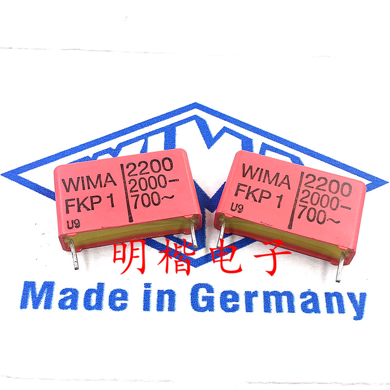 30pcs Capacitance WIMAFKP1 2000V 0.0022UF 2000V222 2200 <font><b>pf</b></font> the pin pitch 22.5 mm free shipping image
