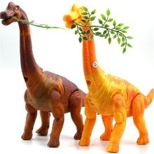 Children Electric Egg Laying Dinosaur Toy Simulation Dinosaurs Model Girls Boys Education Toys недорого