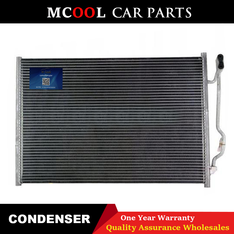 AC Condenser For Mercedes Benz S430 S500 S600 With Oil Cooler 3431 SHIPS TODAY