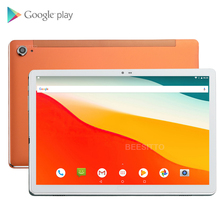 Newest L106 10.6 Inch Tablet MT6797 X25 Deca Core 6GB RAM 128GB ROM 1920*1280 2.5K IPS Screen 13.0MP Dual 4G Android Tablets Pc