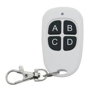 Image 3 - 2pcs/lot Universal Wireless 315MHZ /433MHZ 4 Key Garage Door Car Remote Control Copier Cloner Duplicator for Household Appliance