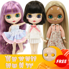 ICY DBS factory blythe doll 1/6 bjd joint body 30cm TOY tra cui mani AB e frontalino regalo