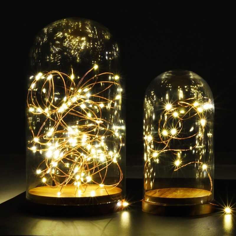10 метров 5 в USB Светодиодная лента RGB огни 8 режимов водонепроницаемые рождественские огни декоративная подсветка для дома Рождественская гирлянда Сказочный свет