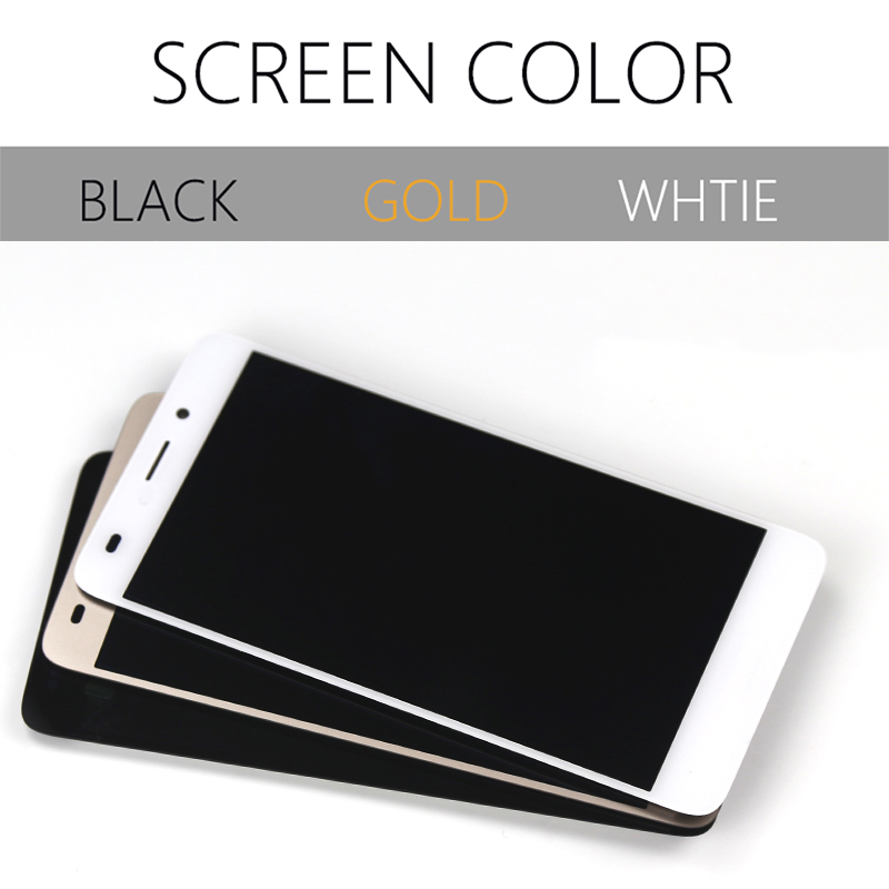 OTMIL White Black Gold 5.2''inch LCD <font><b>Display</b></font> Screen For <font><b>Huawei</b></font> <font><b>Honor</b></font> <font><b>7</b></font> <font><b>Lite</b></font> With Touch Screen + Digitizer Assembly+Tools+Glue image