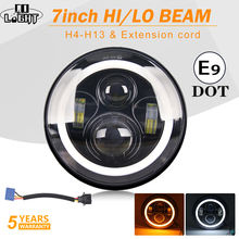 цены CO LIGHT Car Lights 7'' Hi Lo Beam 7