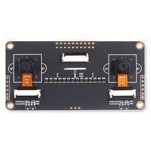 Matrice binoculare del microfono della macchina fotografica del debug a bordo del lotto Sipeed K210 RISC V