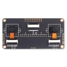 Sipeed K210 RISC V愛 + ロットオンボードデバッガ双眼カメラマイクアレイ