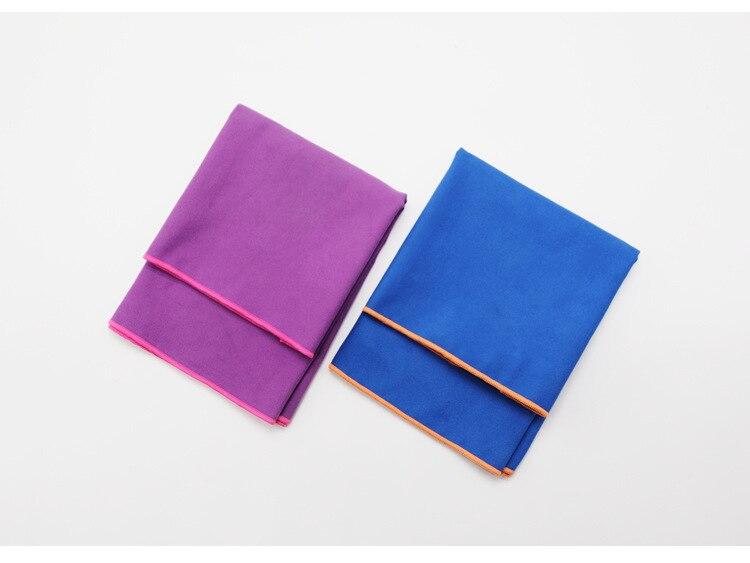 microfibra tecido malha saco de secagem rápida