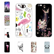 For Apple iPhone 5 5s SE Case Thin Soft TPU Silicone For Apple iPhone 6 6s Cover Bird Patterned For iPhone 5 5s SE 6 6s Shell чехол для для мобильных телефонов other apple iphone 5 5 g 5s iphone 5 5s for apple iphone 5 5s 5g