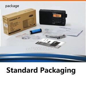 Image 3 - PANDA T 02 Radio tout bande portable séniors FM semi conducteur jouer MP3 mémoire fonction charge volume fort facile à utiliser