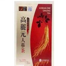 Organic Korean ginseng tea…