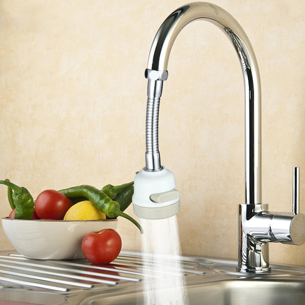 TPFOCUS Faucet Extender Home Kitchen Anti Splashing Faucet Nozzle Extender Pressurized Filter Head For Sprinklers For Kids