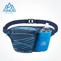 AONIJIE W8103 deportes al aire libre ligera riñonera para correr cinturón hidratación Fanny Pack para correr Fitness gimnasio