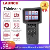ThinkCar Thinkscan Scanner OBD2 Professioanl Scanner Automotriz ODB2 Diagnose Tool All System OBD 2 Code Reader pk Thinkdiag