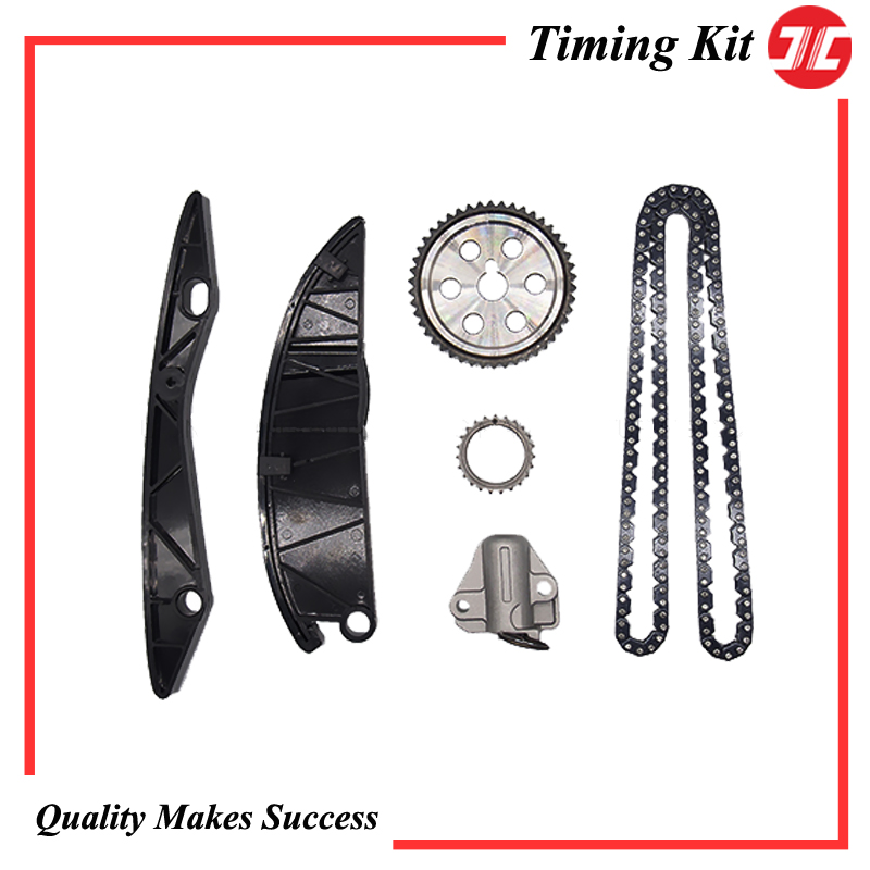 TCK1004-JC Timing Chain Kit for Car KIA ELANTRA 1.6L 2012- VERNA1.4L 24321-2B300 Kia K3/Cerato G4FA/C Engine Replacement Parts