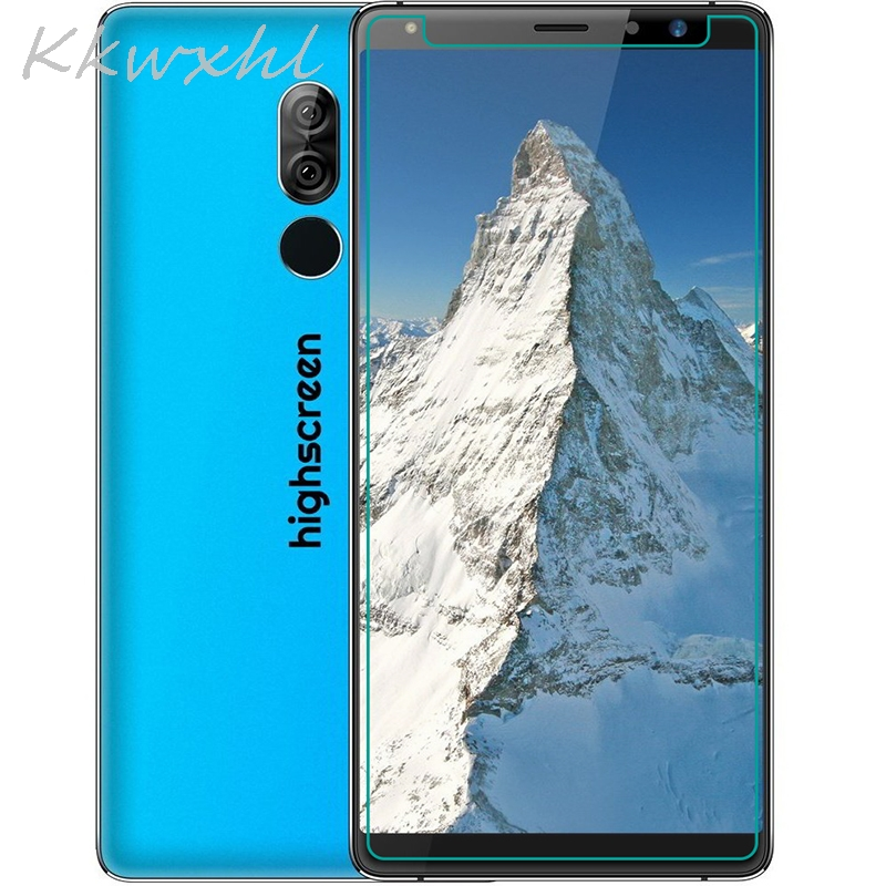 9H Tempered Glass For Highscreen Power Five Max 2 GLASS Protective Film ON Power Five Max2 5.99