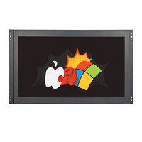 High Bright Panel Mount Monitor 17 Inch