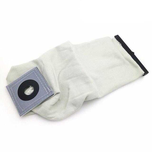 Próżniowe części do czyszczenia filtr pyłowy zmywalne torby dla KARCHER A2004 A2204 A2054 A2656 WD2.250 WD3.200 WD3.300 SE3001 SE4001 MV1