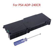 עבור PS4 אספקת חשמל לוח ADP 240CR החלפת חלקי תיקון 4 פין לאז ny לשחק תחנת 4 1100 סדרת קונסולת אבזרים