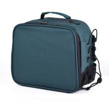 Изолированная сумка для ланча с защитой от протечек Ланч бокс