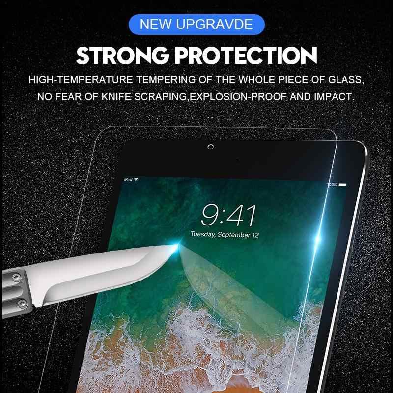 Temperli cam Samsung Galaxy Tab için bir 8.4 2020 A 10.1 2019 kavisli kenar ekran koruyucu için Galaxy Tab S2 s4 S5e S6 lite 10.4