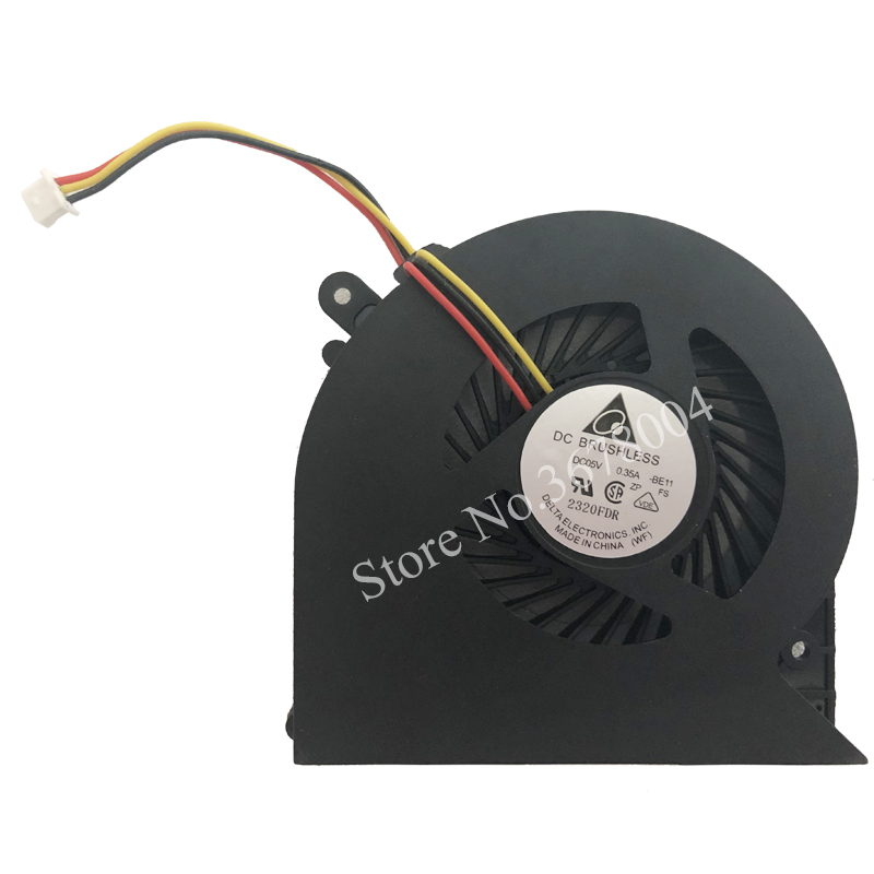 New For Toshiba C850 C855 C870 C875 L850 L850D L870 L870D Cooling Fan Cooler image
