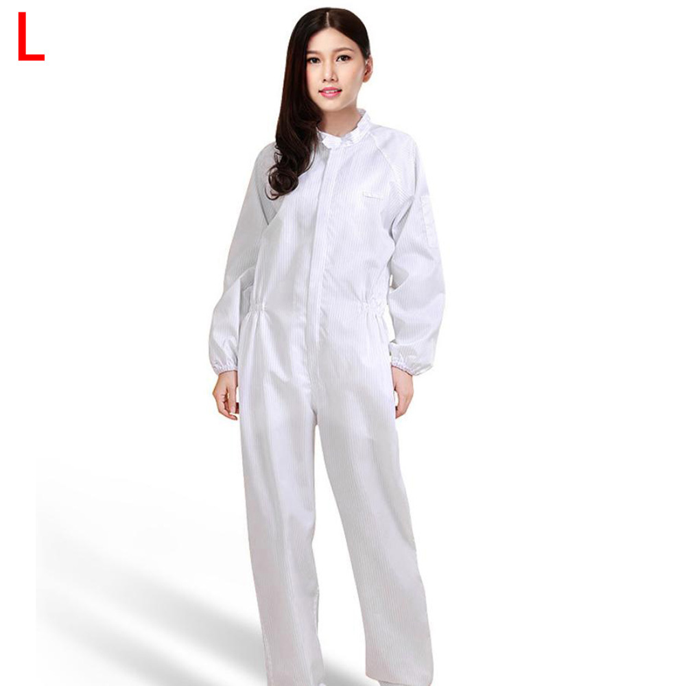 Breathable Washable Coveralls Isolation Suit Safety Protective Clothing Hooded Suit Dust-proof Coveralls Antistatic
