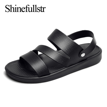 fashion gladiator sandals for men summer roman beach sandal light mens open shoes slippers casual flat sandalias hombre 2020 jady rose weave style women genuine leather flat sandal hollow out gladiator sandals flats casual beach shoes woman sandalias