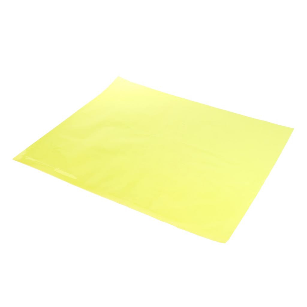 Color Correction Gel Filter Overlays Transparency Color Film Plastic Sheets Gel Lighting Filters Yellow