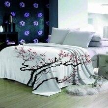 1 шт. супер мягкое фланелевое одеяло для дивана/кровати/автомобиля портативное фланелевое одеяло s 150x200 см