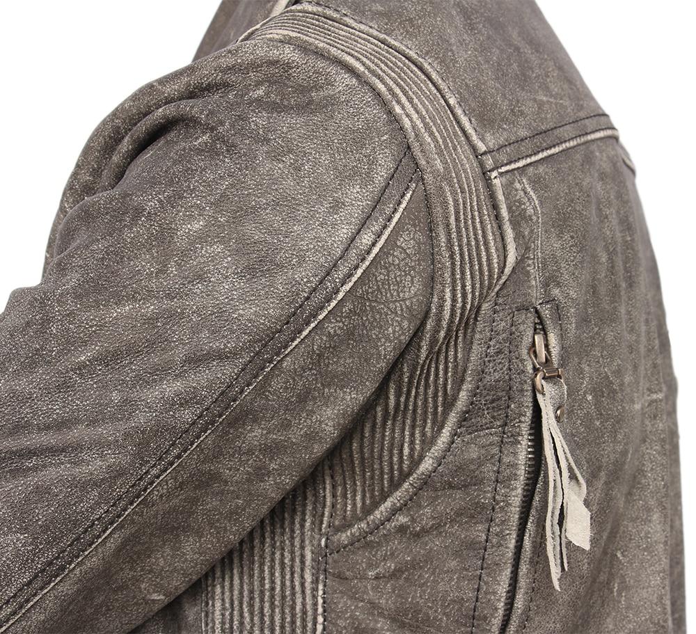 H3751e9cd59e442e79507860b81c69bbcQ Vintage Motorcycle Jacket Slim Fit Thick Men Leather Jacket 100% Cowhide Moto Biker Jacket Man Leather Coat Winter Warm M455
